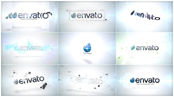 Videohive Clean Logo Pack 20174918
