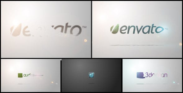Videohive Clean Logo Reveal 2 5699199