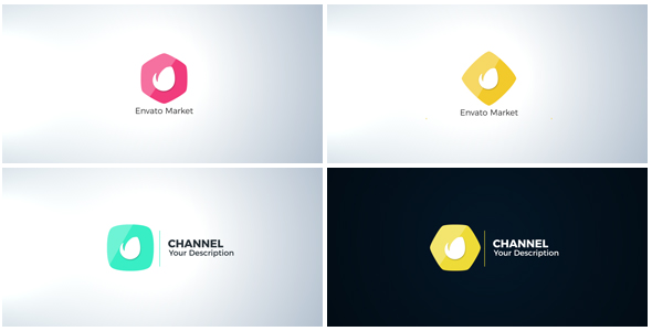Videohive Clean Logo Reveal 20195436