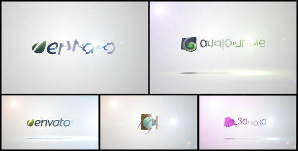 Videohive Clean Logo Reveal 3926298
