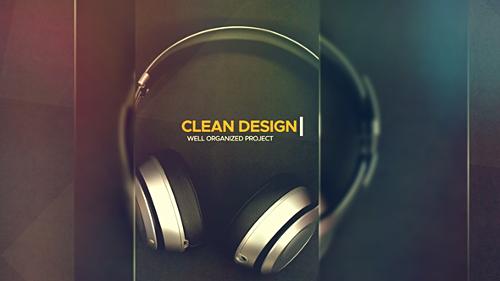 Videohive Clean Media Intro 20013922