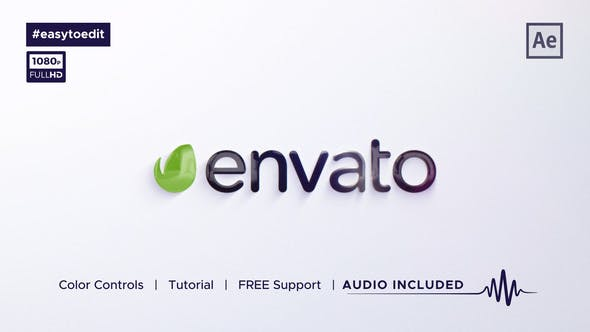 Videohive Clean - Simple Search Logo Reveal 27988233