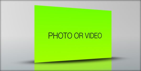 Videohive Clean Slides Loop 96486