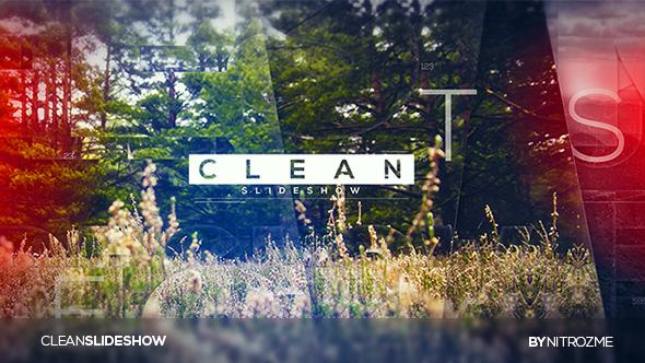 Videohive Clean Slideshow 19809592