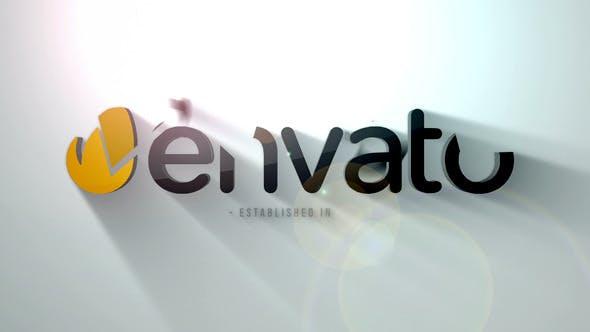 Videohive Clean and Elegant Logo Intro 11399915