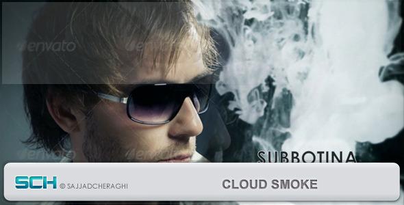 Videohive Cloud Smoke 3975614