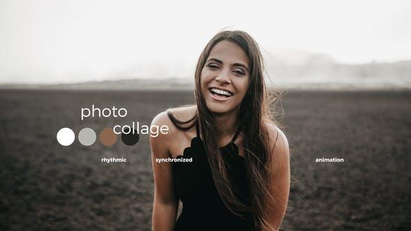 Videohive Collage Promo - Photo Collage 22589352