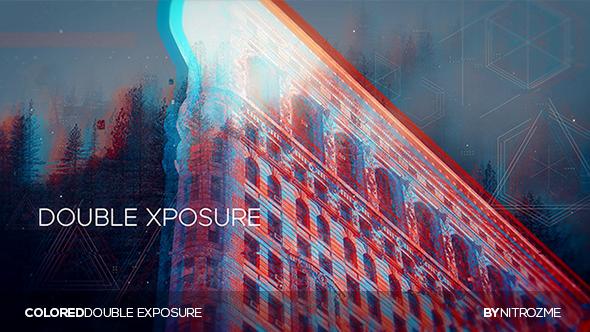 Videohive Colored Dual Exposure 20276445