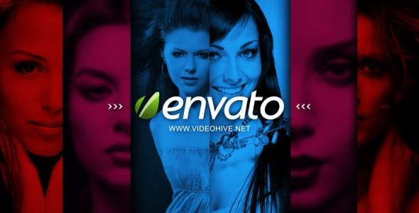 Videohive Colorful Sliding 4639666