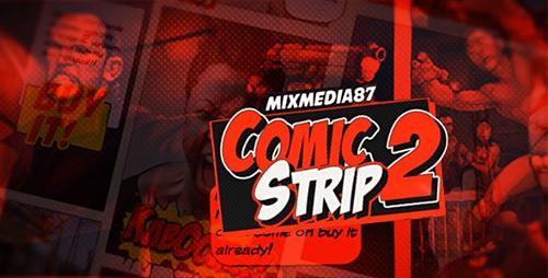 Videohive Comic Strip 2 11027884