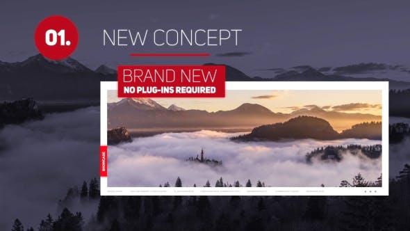 Videohive Conceptual Promo Slideshow 14761156