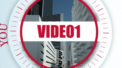 Videohive Concise Red 38934