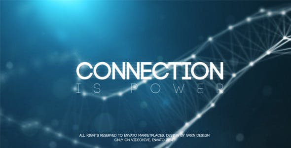 Videohive Connection Teaser Trailer 8273608