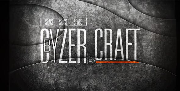 Videohive Contemporary Opening Credits Typography 1925868