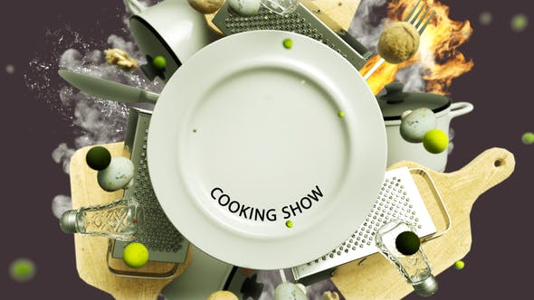 Videohive Cooking Show 25195310
