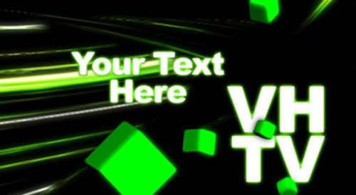 Videohive Cool TV Title.28257