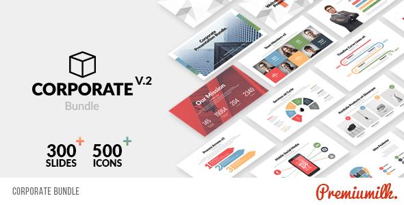 Videohive Corporate Bundle Infographics 19893483