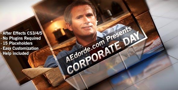 Videohive Corporate Day 251352
