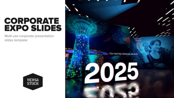 Videohive Corporate Expo Video Slides 21684031