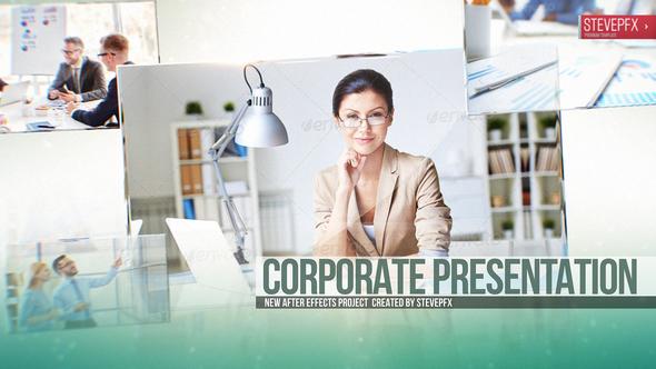Videohive Corporate Presentation 13387814