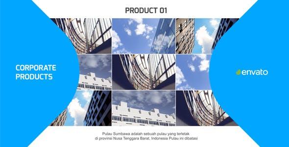 Videohive Corporate Presentation 14391157
