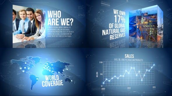 Videohive Corporate Presentation 14684506