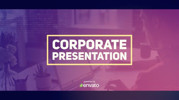 Videohive Corporate Presentation 19656382