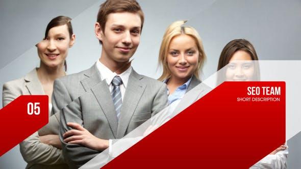 Videohive Corporate Presentation 9794932
