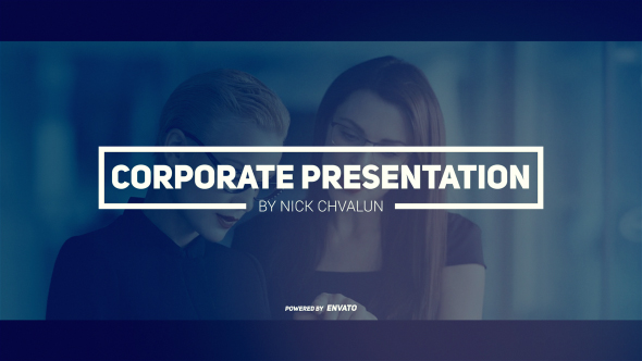 Videohive Corporate Presentation Business Promotion 19363725