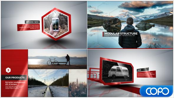 Videohive Corporate Profile Video 14220490