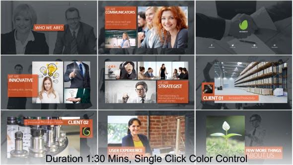 Videohive Corporate Promo 12899379