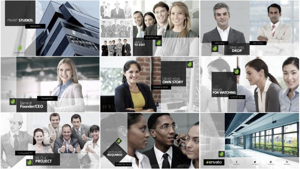 Videohive Corporate Promo 13133999