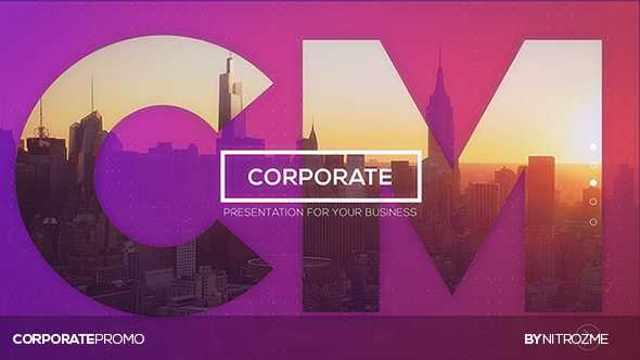 Videohive Corporate Promo 20052426