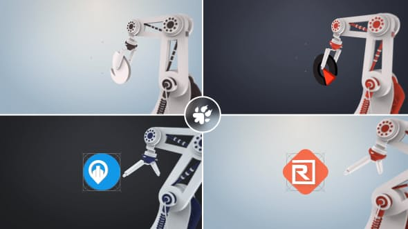 Videohive Corporate Robotic Arm 18801772