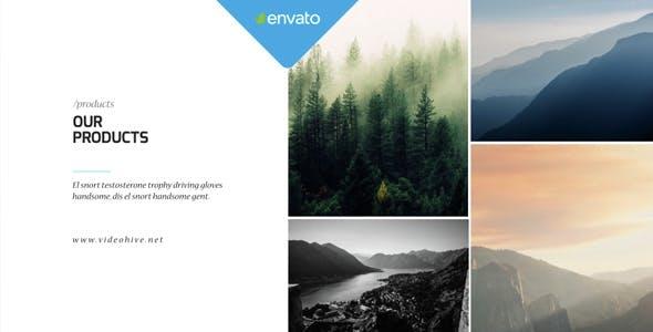 Videohive Corporate Simple Minimal Presentation 15104135