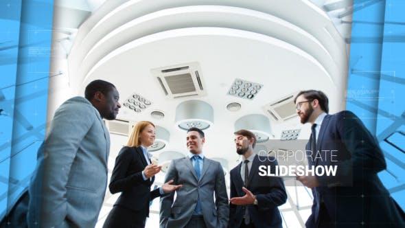 Videohive Corporate Slideshow 12647812
