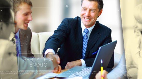 Videohive Corporate Slideshow 14404827
