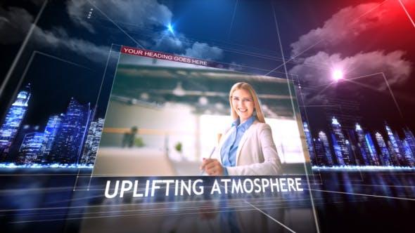 Videohive Corporate Stars Slideshow 16447308