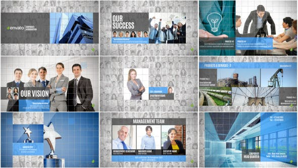 Videohive Corporate Video Package 12579515