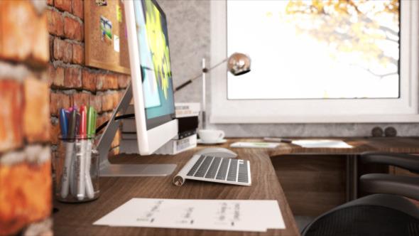 Videohive Creative Desk 11553474