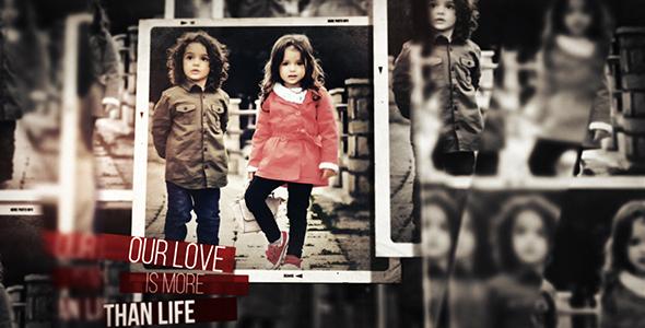 Videohive Creative Parallax Photo Slideshow 20026305