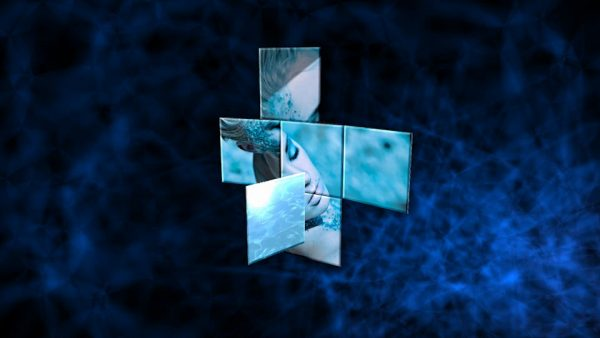 Videohive Cube Touch Stlyle