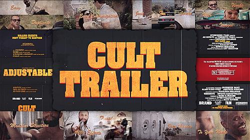 Videohive Cult Slides Creator Pack