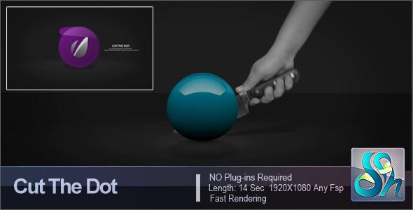 Videohive Cut The Dot 3385768