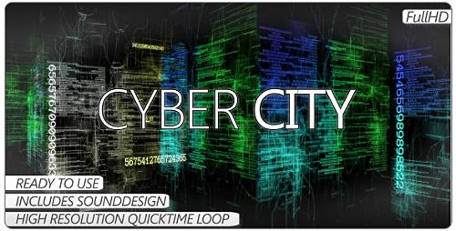 Videohive Cyber City