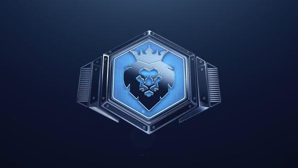 Videohive Cyber Logo 26738714