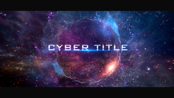 Videohive Cyber Title Openers 19702301