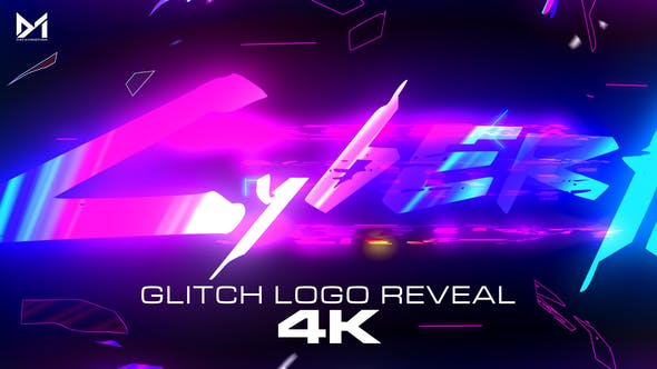 Videohive Cyberpunk Logo 28808610