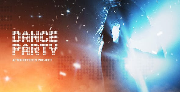 Videohive Dance Party 10518434