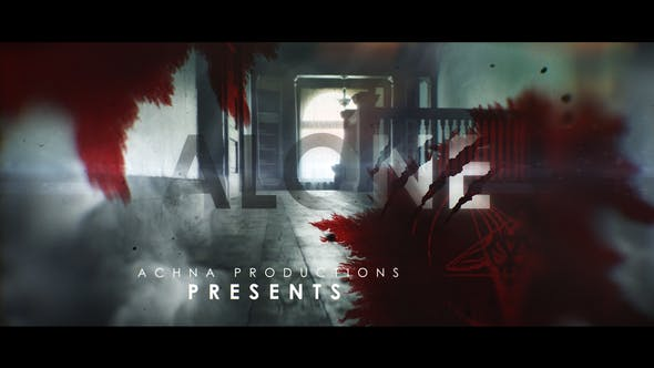 Videohive Dark And Bloody Horror Trailer 24883495